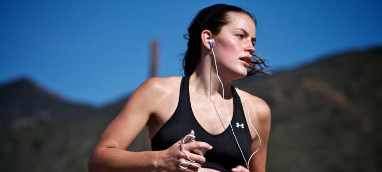 běžecká hudba