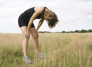 běhání a alergie