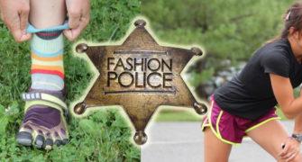 běžecká módní policie