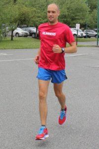 sladění barev při běhu