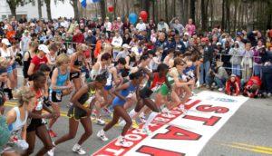 příprava na maraton