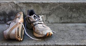 běžecké boty a péče