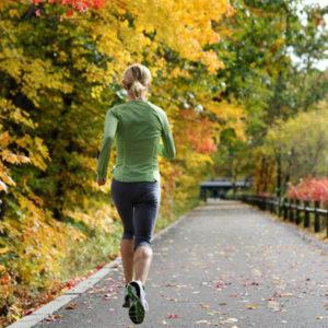 běžecký trénink