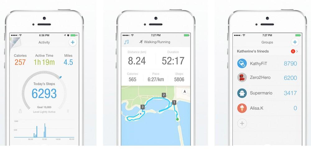 běžecká aplikace pacer