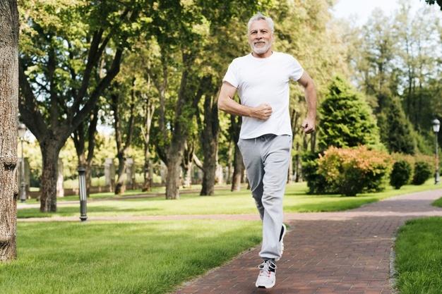 běhání ve starším věku