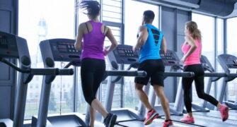 jak běhat na běžeckém páse