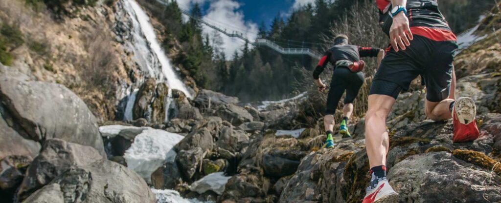 bezpečnost při trailu