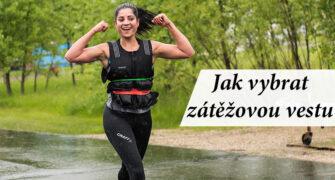 jak vybrat zátěžovou vestu na běhání
