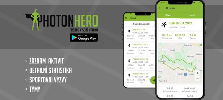 photon hero úvod